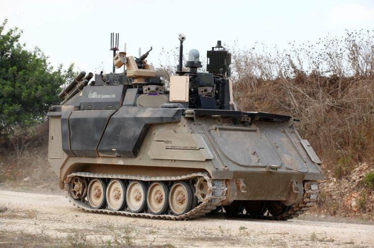 EJÉRCITO DE ISRAEL M113_c10