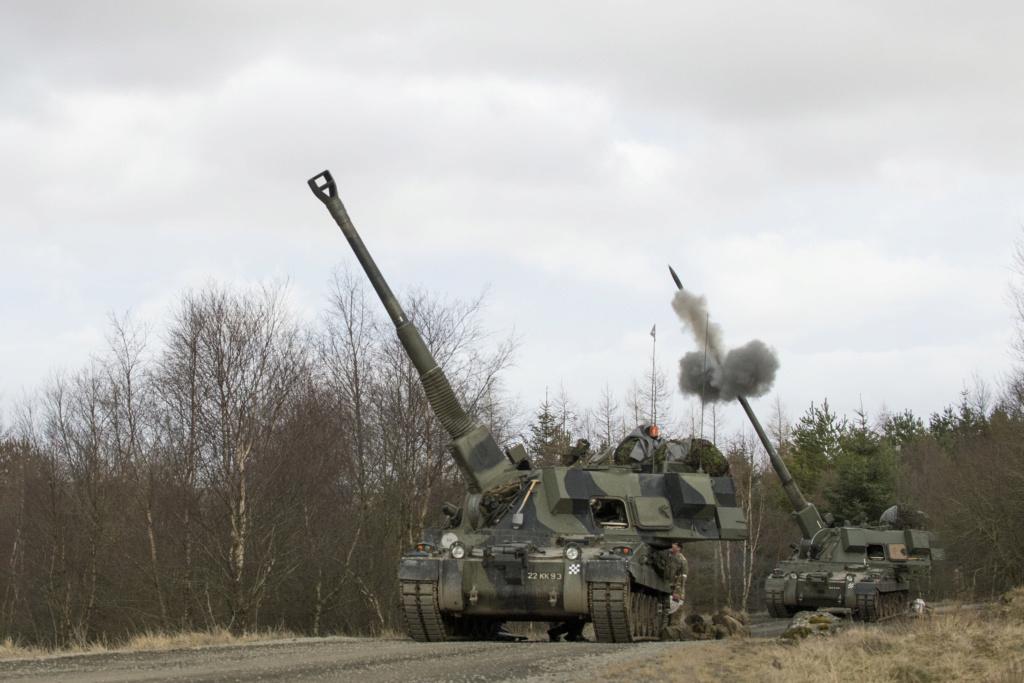 AS-90 IFOR Guerre de Bosnie - 1/35 - Trumpeter As-90_10