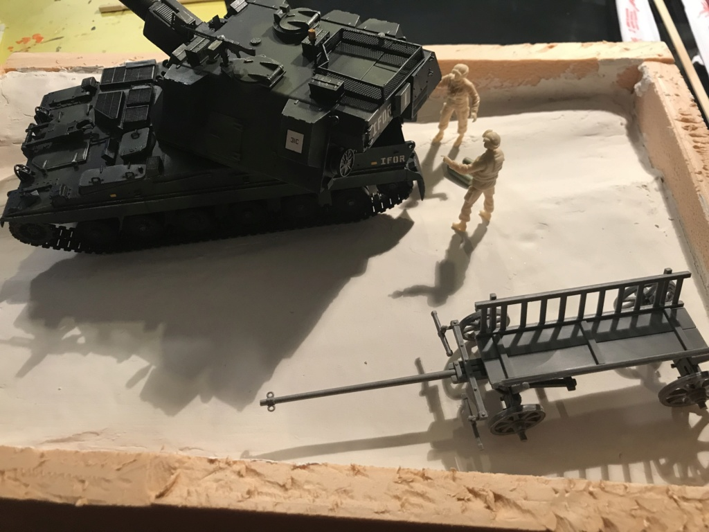 AS-90 IFOR Guerre de Bosnie - 1/35 - Trumpeter Img_1510