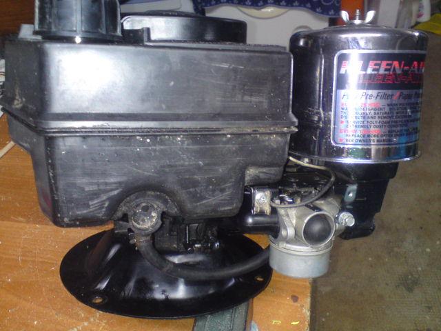 Tecumseh horsepower 4.0 Dsc02711