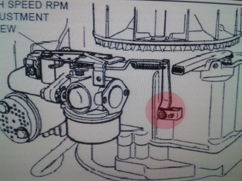 Regolatore centrifugo motori Tecumseh - Pagina 3 Regola11