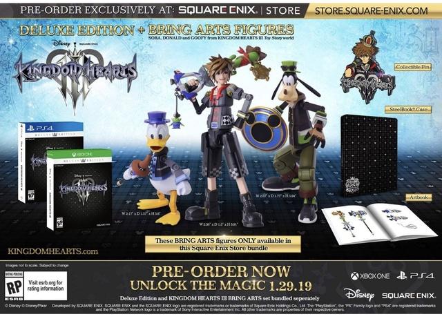 Kingdom Hearts 3 Ba348410