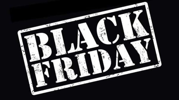 Black Friday! Black-10