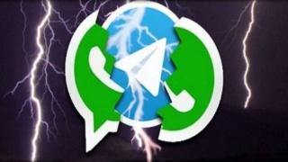 WhatsApp vs Telegram: chi vince ? Telegr12