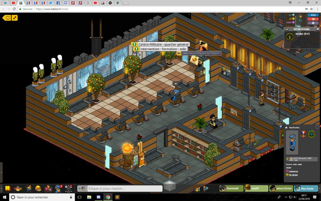 [C.H.U] Rapports d'Activités [NarKotiix] 22062010