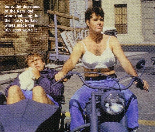 Ils ont posé avec une Harley, uniquement les People - Page 35 John_c10