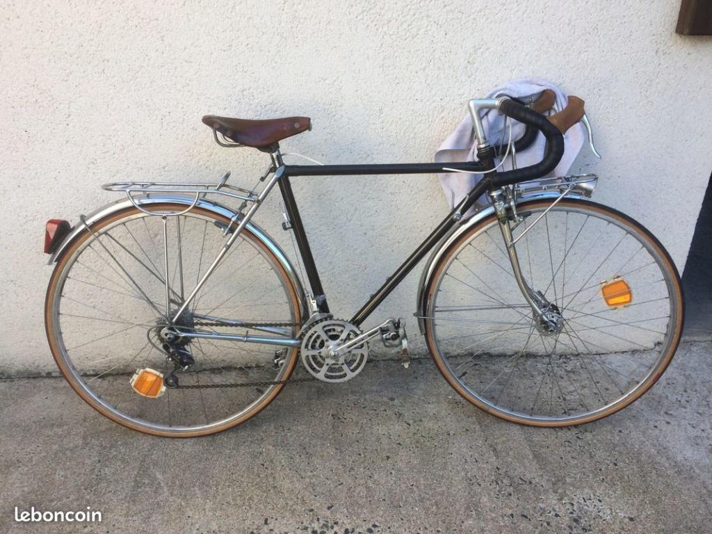 Cyclo-camping Artisan Inconnu Meral110