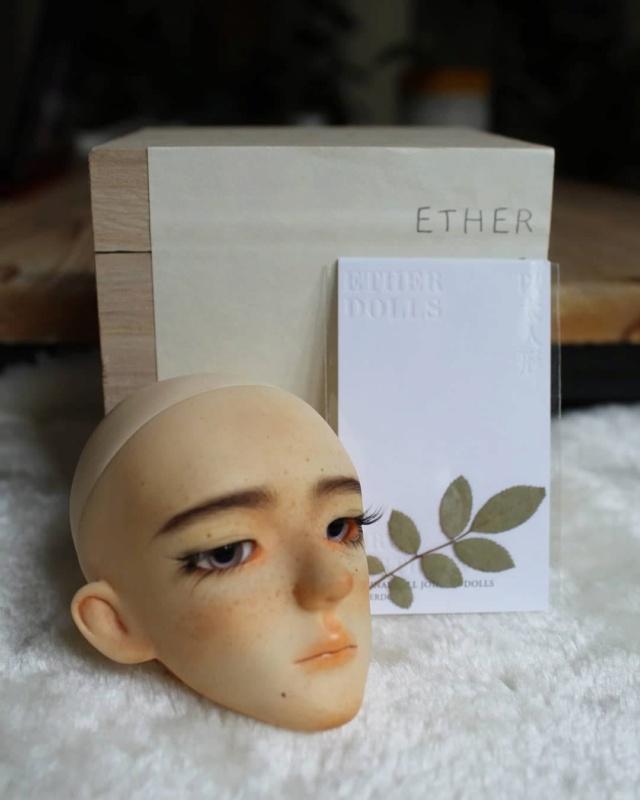 vds: Minifee head Sarang + Seven de Etherdolls (fdp offert) 17945910