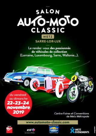 2e édition du Salon Auto-Moto Classic Metz du 22 au 24 novembre Captur10