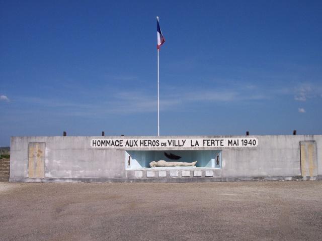 LA FERTE, SEUL FORT DE LA LIGNE MAGINOT TOMBE AU COMBAT 1280px13