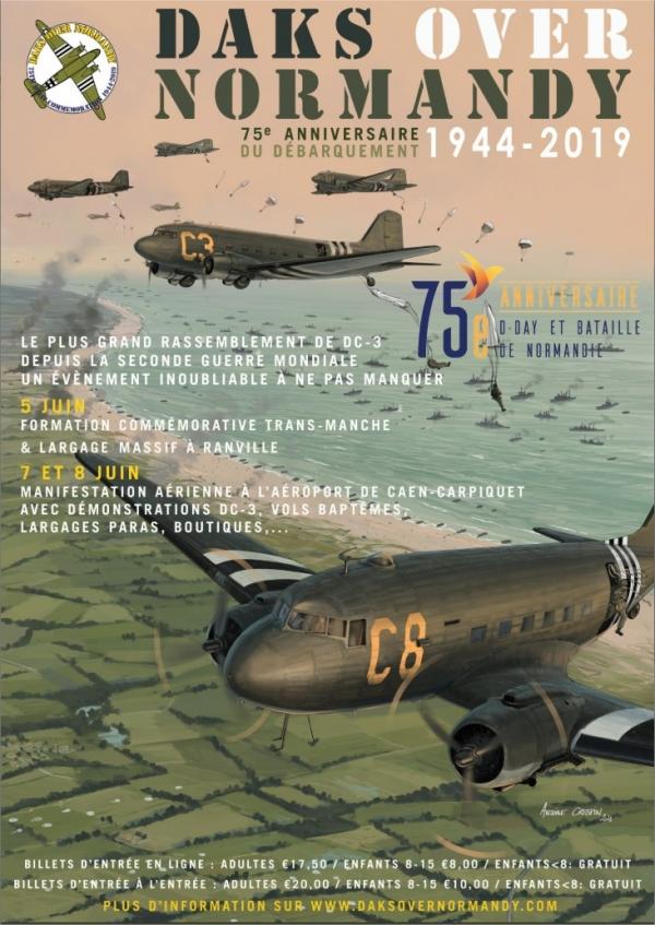 75e anniversaire du Jour-J : un saut « distillé » ! 12963510