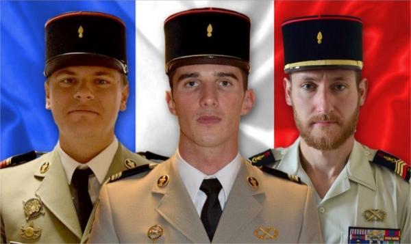 Trois militaires français ont accidentellement péri en Guyane 18488810