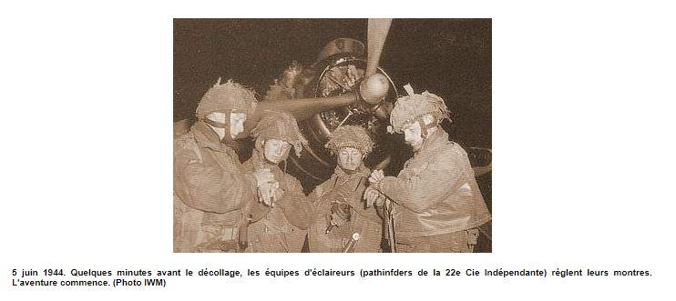 Robert STOODLEY, l'un des premiers parachutistes à atterrir le D-DAY 22zo10
