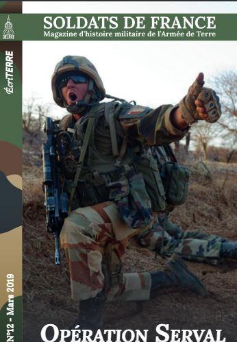 """Revue """"Soldats de France"""" N°12 25610"""