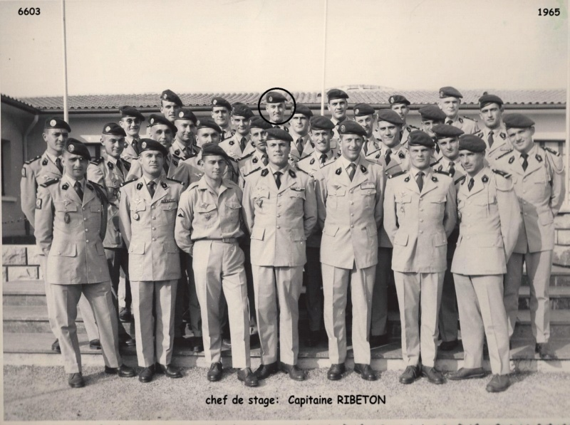 Un stage à l'ETAP en 1965. 65660311