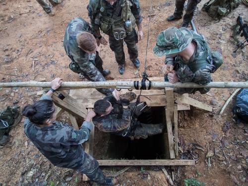 Trois militaires français ont accidentellement péri en Guyane 65837610