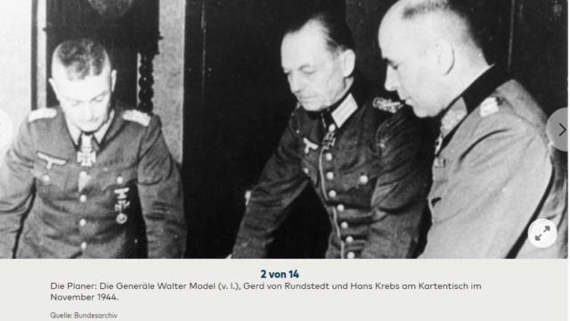 Bataille des Ardennes:«La Wehrmacht n'avait pas la moindre chance», selon Rick Atkinson A010