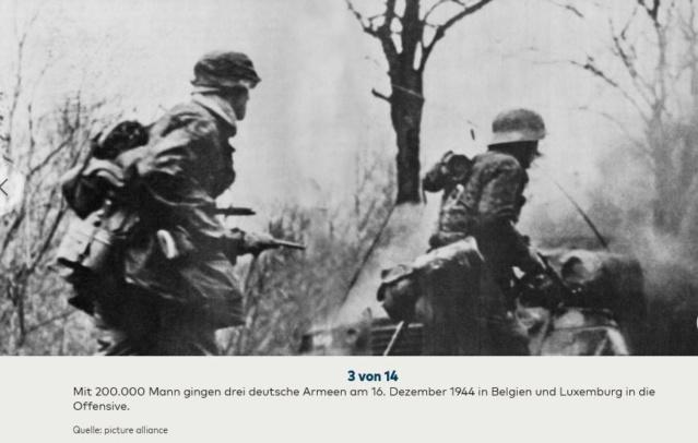 Bataille des Ardennes:«La Wehrmacht n'avait pas la moindre chance», selon Rick Atkinson A0210