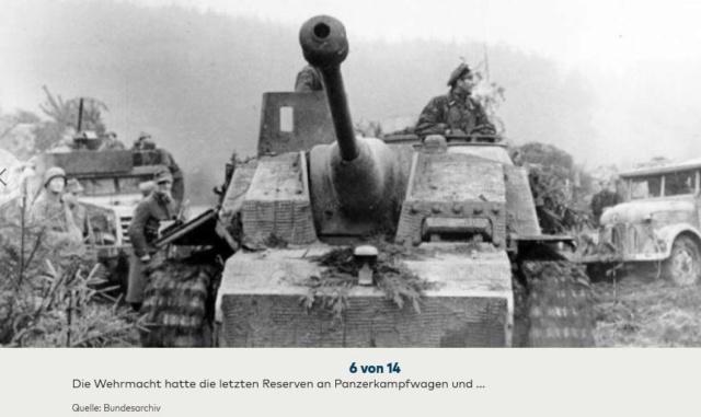 Bataille des Ardennes:«La Wehrmacht n'avait pas la moindre chance», selon Rick Atkinson A0510