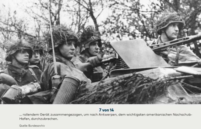 Bataille des Ardennes:«La Wehrmacht n'avait pas la moindre chance», selon Rick Atkinson A0610