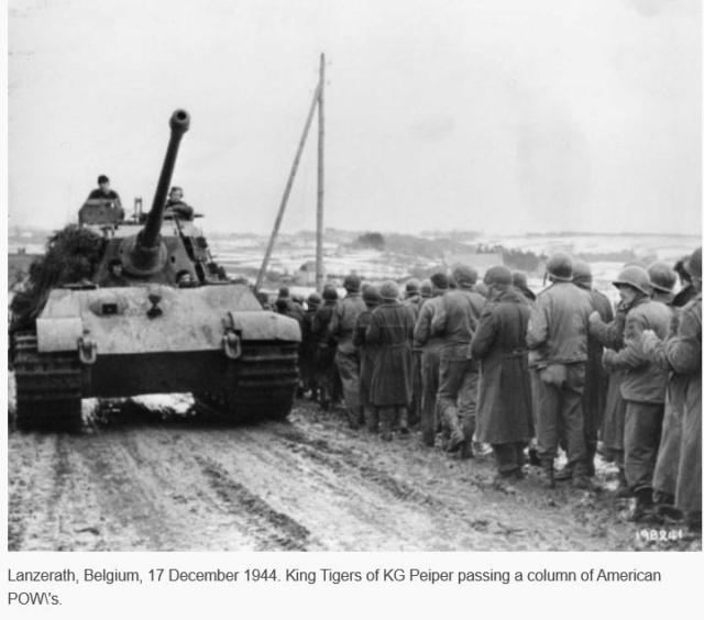 Bataille des Ardennes:«La Wehrmacht n'avait pas la moindre chance», selon Rick Atkinson A100010