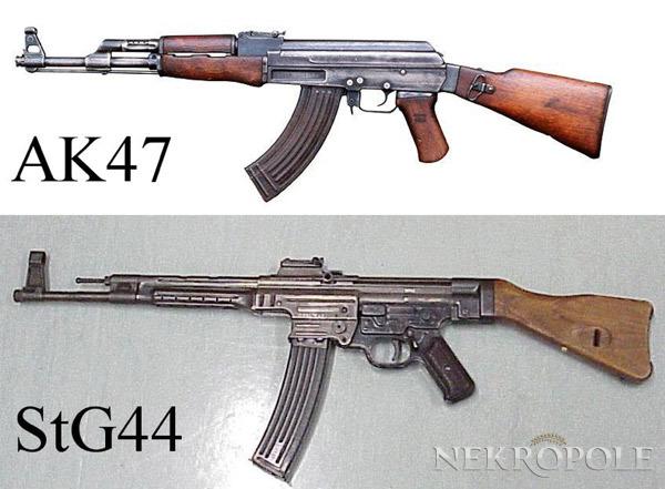 Fusil d'assaut Kalachnikov Ak_et_10