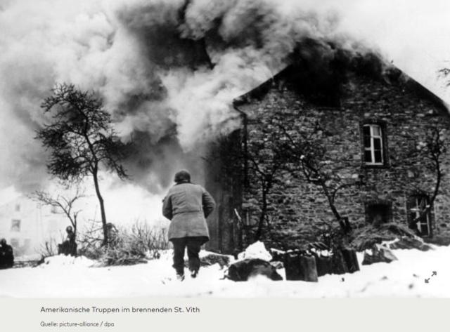 Bataille des Ardennes:«La Wehrmacht n'avait pas la moindre chance», selon Rick Atkinson B311