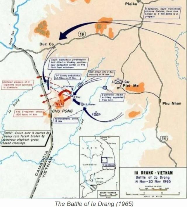 La Drang Vietnam et quelques réflexions Battai10