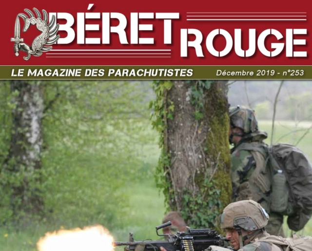 Béret Rouge numéro 253, décembre 2019  Berzot10