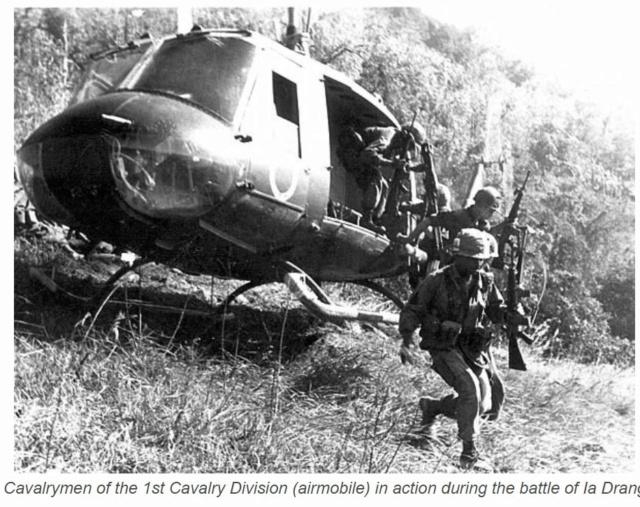 La Drang Vietnam et quelques réflexions Cavale10