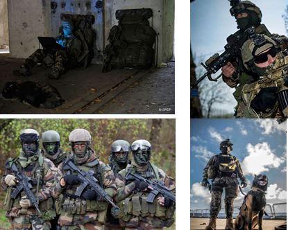 Coup d'oeil sur les « Commandos » Cdo10
