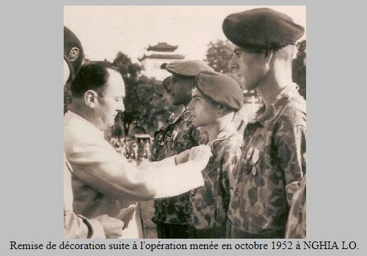 Roland CORBINEAU 6° Bataillon de Parachutistes Coloniaux  Corbin10