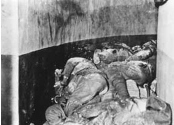 LA FERTE, SEUL FORT DE LA LIGNE MAGINOT TOMBE AU COMBAT Corps10