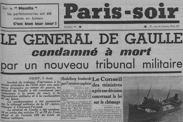 Ce jour-là, de Gaulle était condamné à mort De_gau10