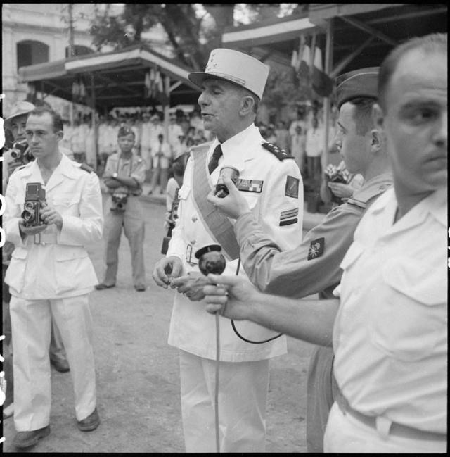 INDOCHINE : Vinh Yen  du 14 au 17 janvier 1951 De_lat11