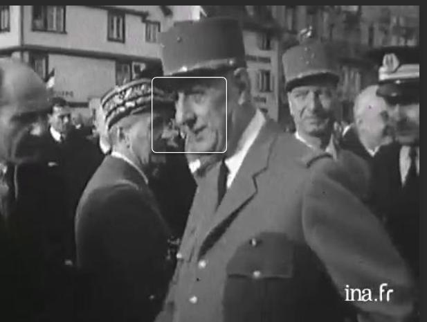 Témoignage. De Gaulle, petite et grande histoire ? Dg110