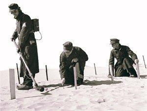 Le déminage de la France après 1945 Dunesa10