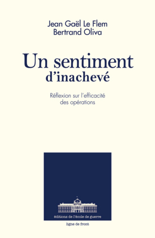 Un sentiment d'inachevé Editio11