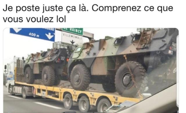 La France sous confinement  Fack11