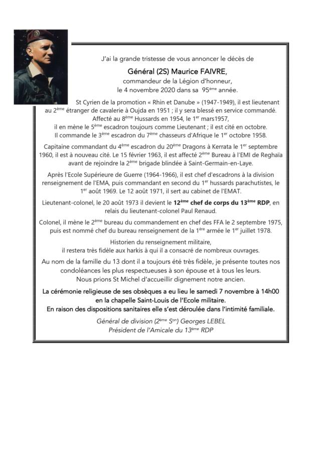 Général Maurice Faivre Faivre10