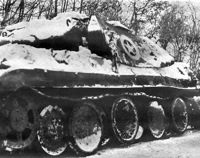 Ardennes 1944 Dernier sursaut. Dernier saut… German10