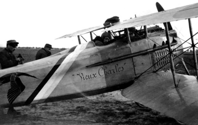 Ce jour-là : 11 septembre 1917 Guynemer Guynem10