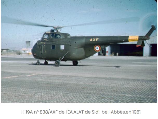 Hélicoptères H19 H1910
