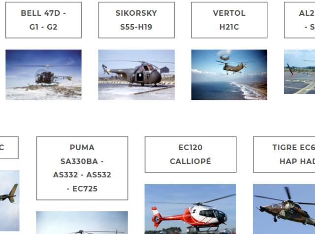 Hélicoptères H19 Hzol12