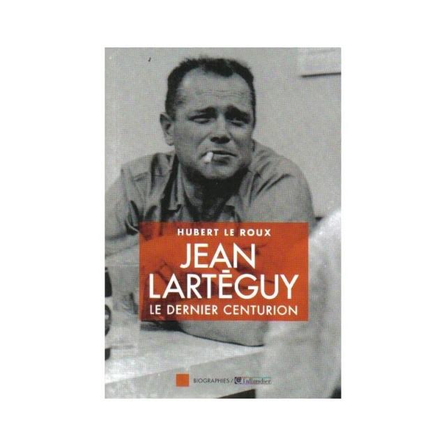 Jean Lartéguy : le dernier centurion  Jean-l10