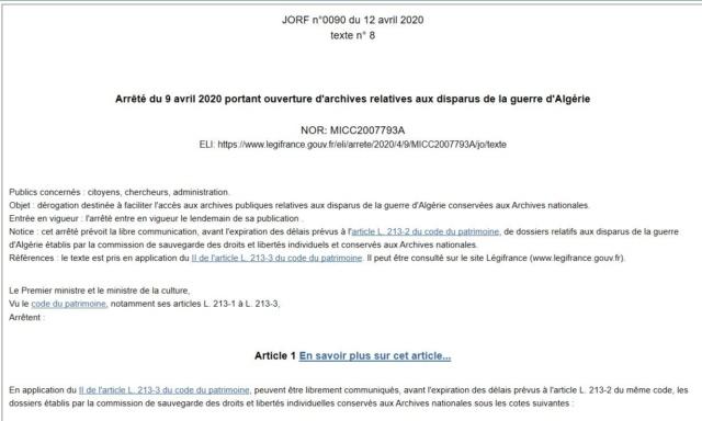 Archives guerre d'Algérie Jo_alg10