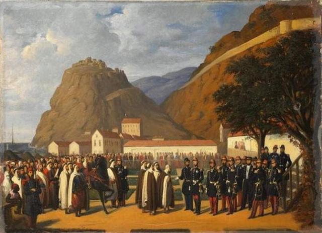 Ce jour-là : 22 juillet 1834 La_red10