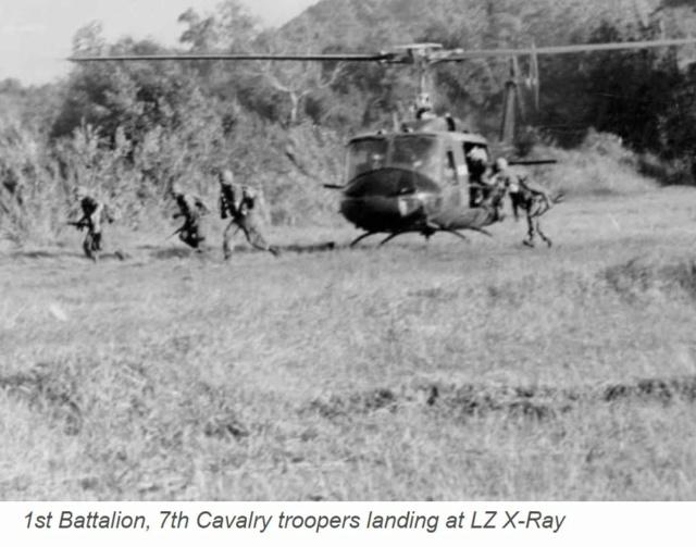 La Drang Vietnam et quelques réflexions Landin10