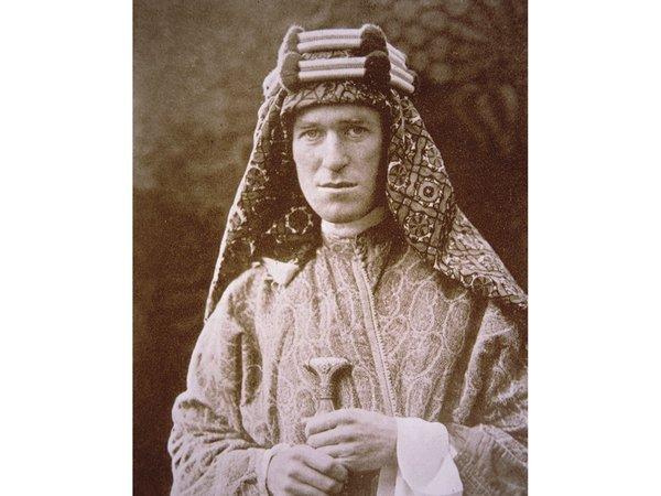 Lawrence d'Arabie et les principes de l'insurrection.  Lawren10