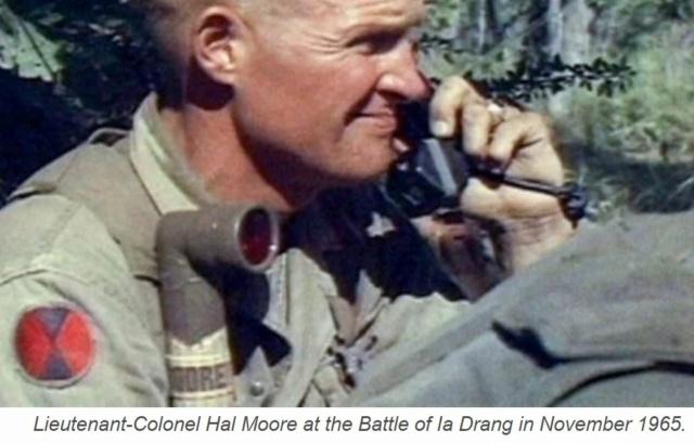 La Drang Vietnam et quelques réflexions Lcolon11
